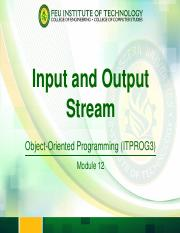 12-Input and Output Stream.pdf