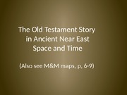 PPT_OTinANESpace_Time_FA2014_copy