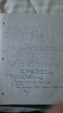 HIST 101 notes Russia world war I