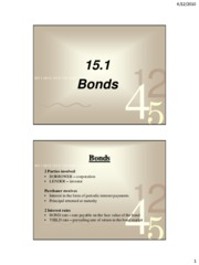 15.1 bonds solutions[1]