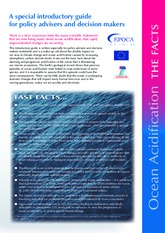 Ocean Acidification Facts