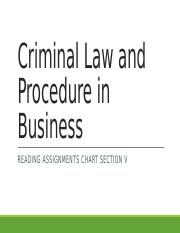 Criminal Law and Procedure.pptx