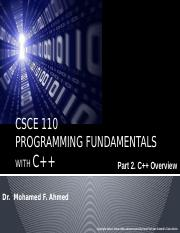 C++ Overview.pptx