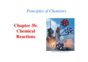 Chapter 3b- Chemical Reactions