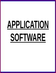 Application Software.ppt