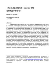 268239139-The-Economic-Role-of-the-Entrepreneur-Nitesh (1)