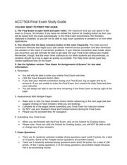 ACCT504FinalExamStudyGuide