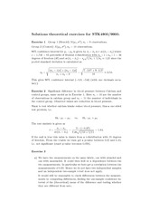 Confidence Interval Notes and Answers