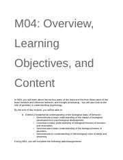 M4 learning objective.docx