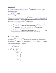 absoulte value quadratic inequalities