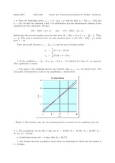 discrete_nonauto_Homework Solution
