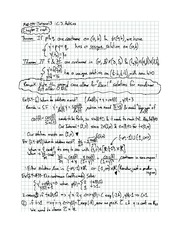 Exam 3 solution on Differential equations