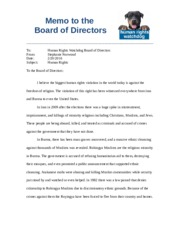 CPO4003 - memo to the board - Stephanie Norwood.docx