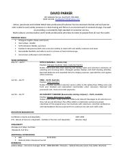 RESUME TEMPLATE Shop Assistant_Night fill.doc