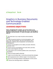 Chapter 10, Graphics & Technology