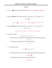 11-1 Practice Problems ANSWERS.pdf - 1830 Ch 11 Section 1 ...