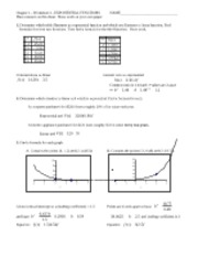 Worksheet 2 (1.2) Solutions