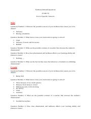 Tardiness Related Questions.docx