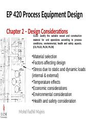 Process_equipment_design_Chapter_2_-_Design_Consideration(2)