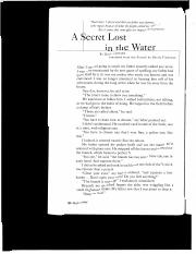 A Secret Lost in the Water.pdf