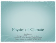 13. history of climate