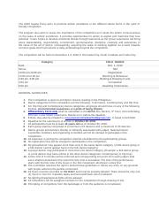 Lesson Plan in - Lesson Plan in MAPEH Semi Detailed Lesson Plan in