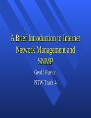 Network_management_snmp.ppt