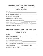 KNES 1263 Make-up class form.doc