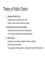 Politicians and public choice.pptx