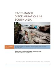 caste based discrimination in s.asia.pdf