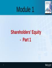 Module 1_Shareholders_Equity_(p1).ppt