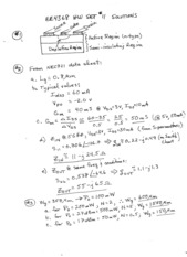 EE4368 HW Set #11 Solutions