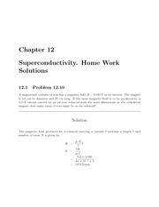 PHYS 206 Chapter 12 Homework Solutions