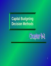cch9-1-capital-budgeting-decision