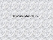 Day 3 Database Models