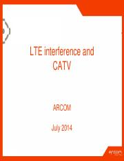 LTE interference and CATV.pdf