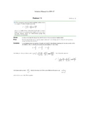 2013-Solution Manual for HW-07