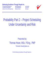 8_Probability - Part 2 Revised 2015-09-17
