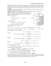 Thermodynamics HW Solutions 981