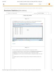 Business Statistics 7th Edition Chapter 15 Problem 63E Solution _ Chegg.pdf
