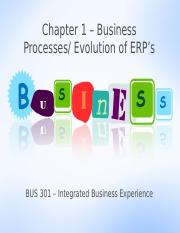Chapter 1 Business Process Evolution of ERP.pptx