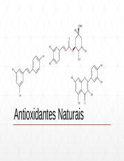 SLIDE FINAL- ANTIOXIDANTES NATURAIS.pptx