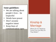 201301_Chapter_13_KinshipMarriage_Handout