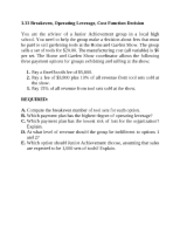 MGTB03-Chapter 3 Practice Qs
