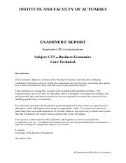 IandF_CT7_201409_Examiners'_Report