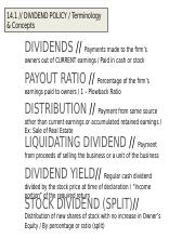 F305 Dividend Policy-1