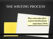 The_writing_Process[1]
