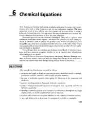 Chapter 06 Chemical Equations_OCR