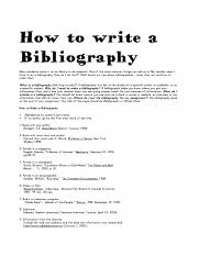 How to write a Bibliography with samples.JPG