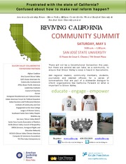 MAY 1 Community Summit flyer 3.24.10
